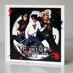 Cover & booklet / PUDELSI / AGORA S.A.